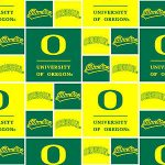 OREGON DUCK football