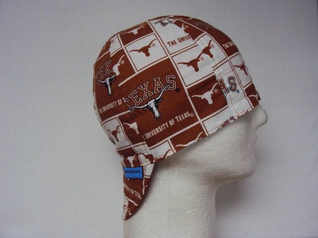 University of Texas Welding Cap