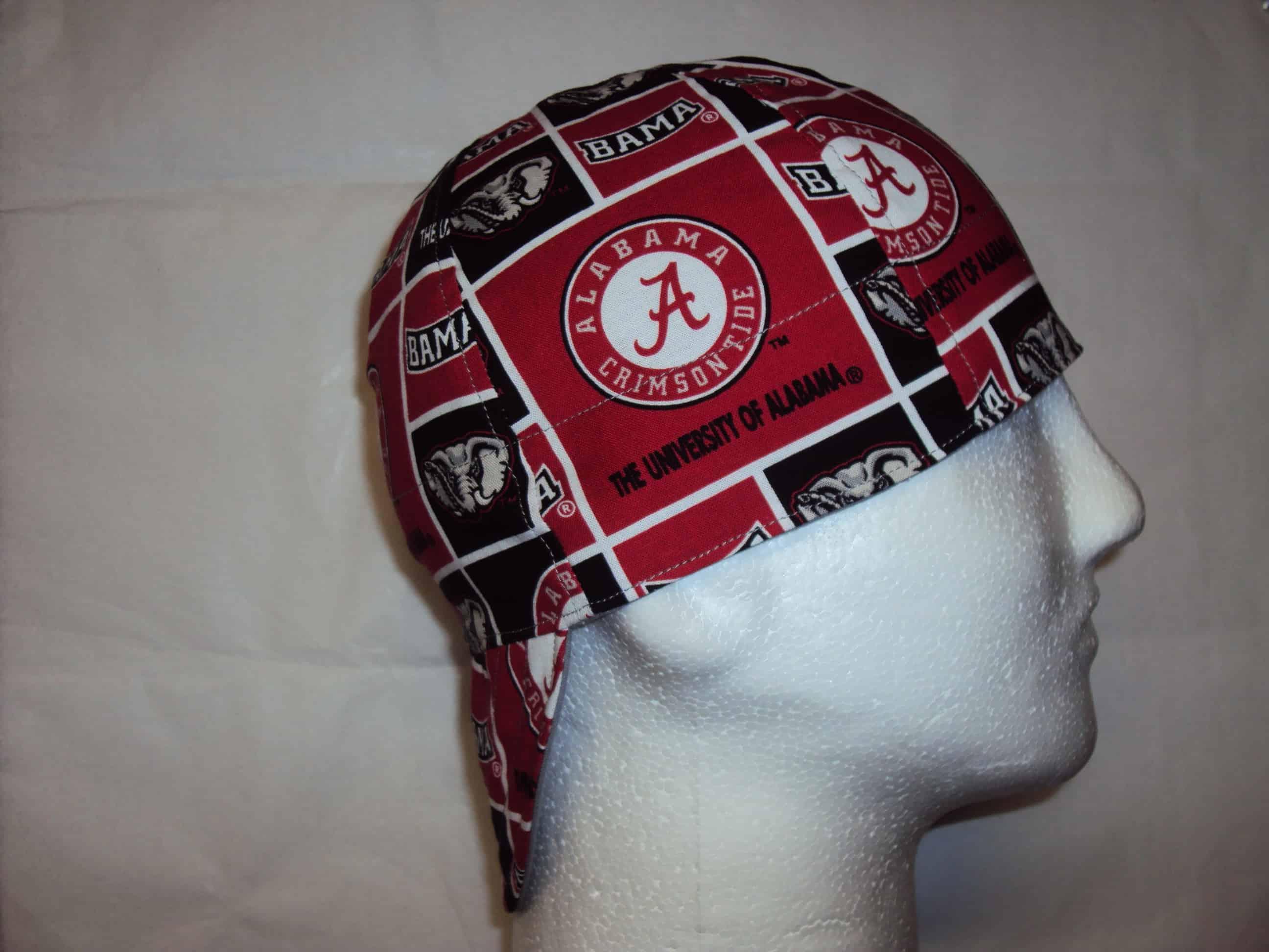 Alabama Welding Hat 2