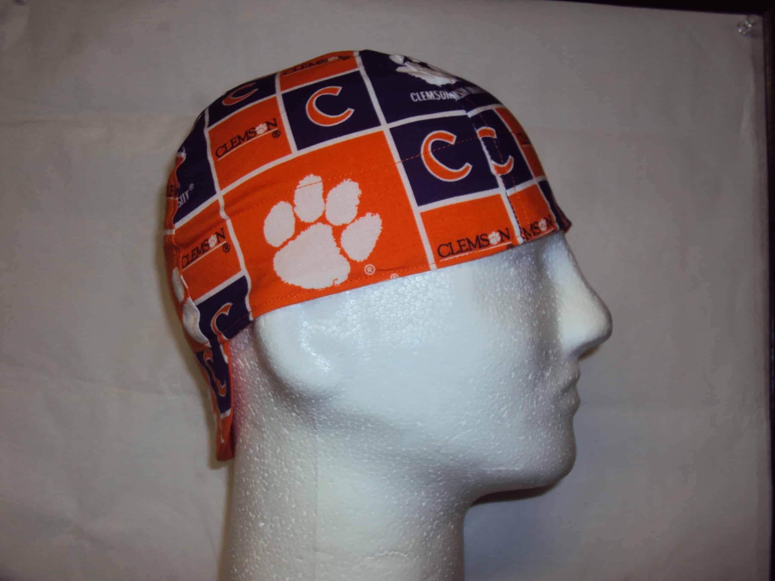 Clemson University Welding Cap