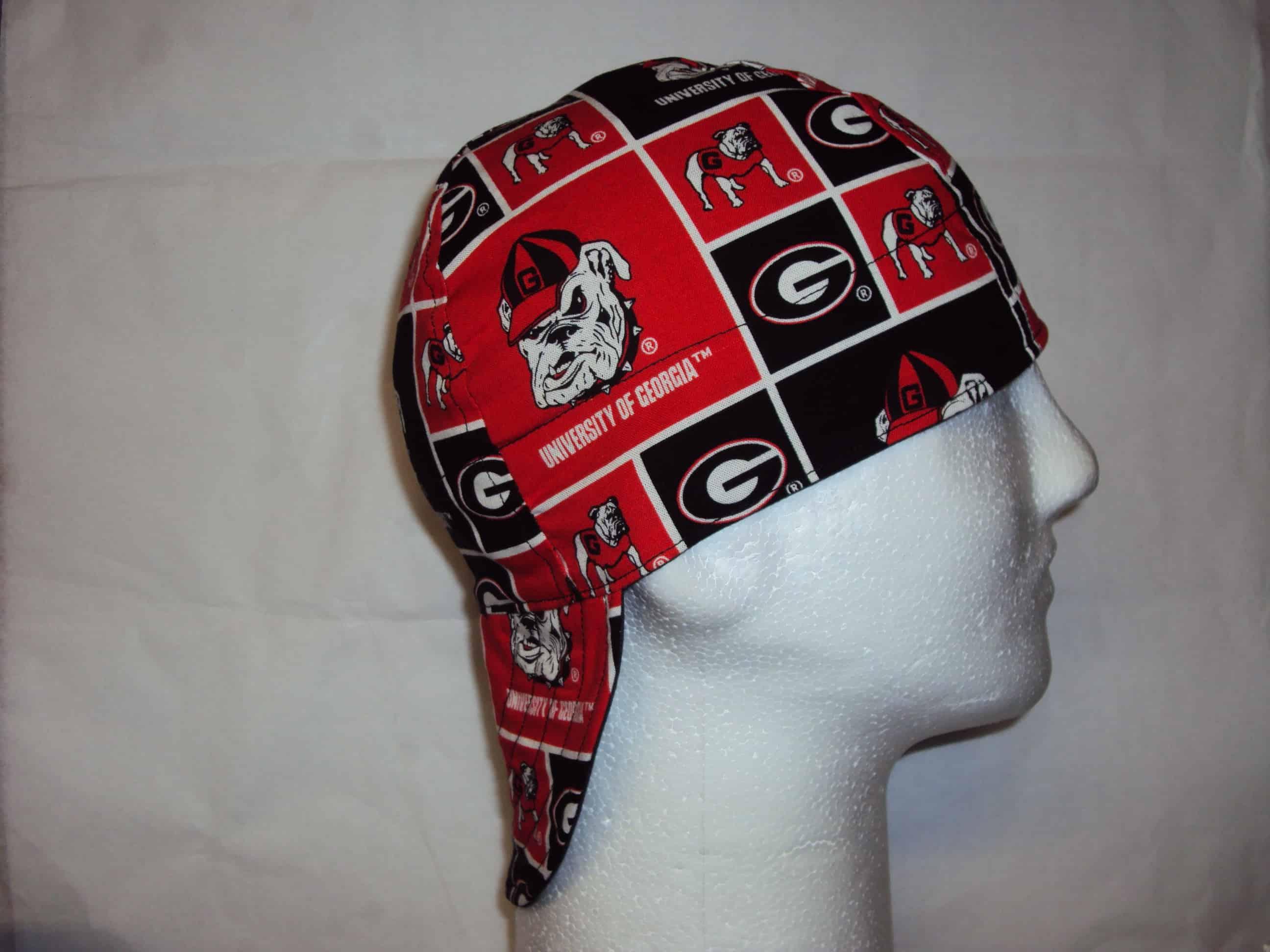 University of Georgia Welding Hat