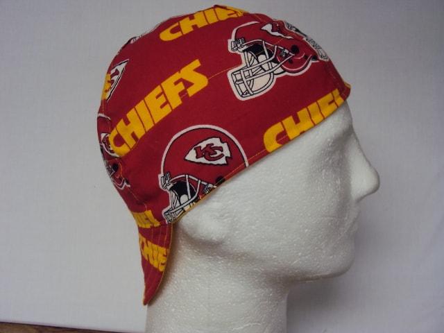 NFL Kansas City Chiefs Welding Hat 57de46f69cfd