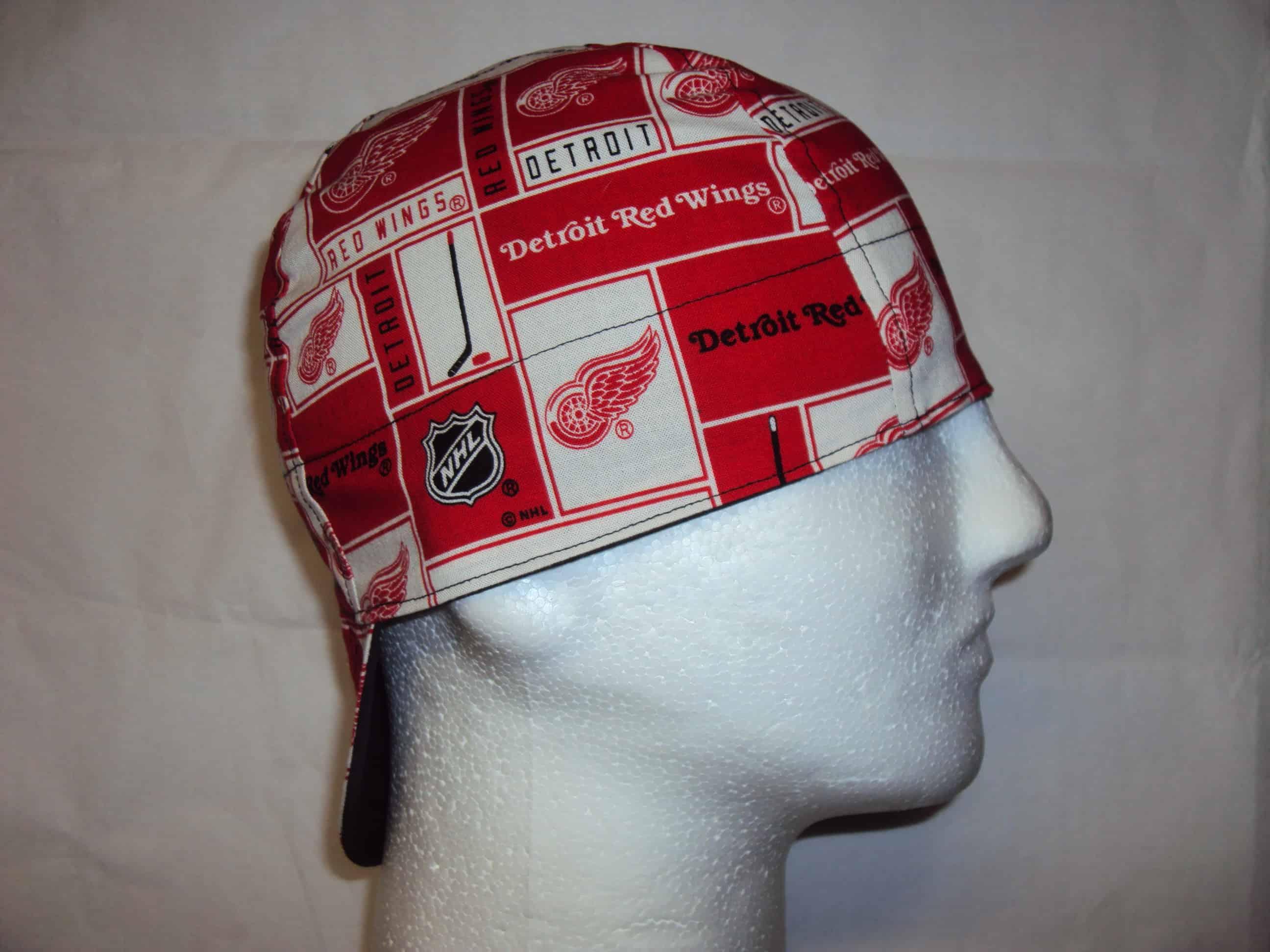 Nhl Detroit Red Wings Welders Cap