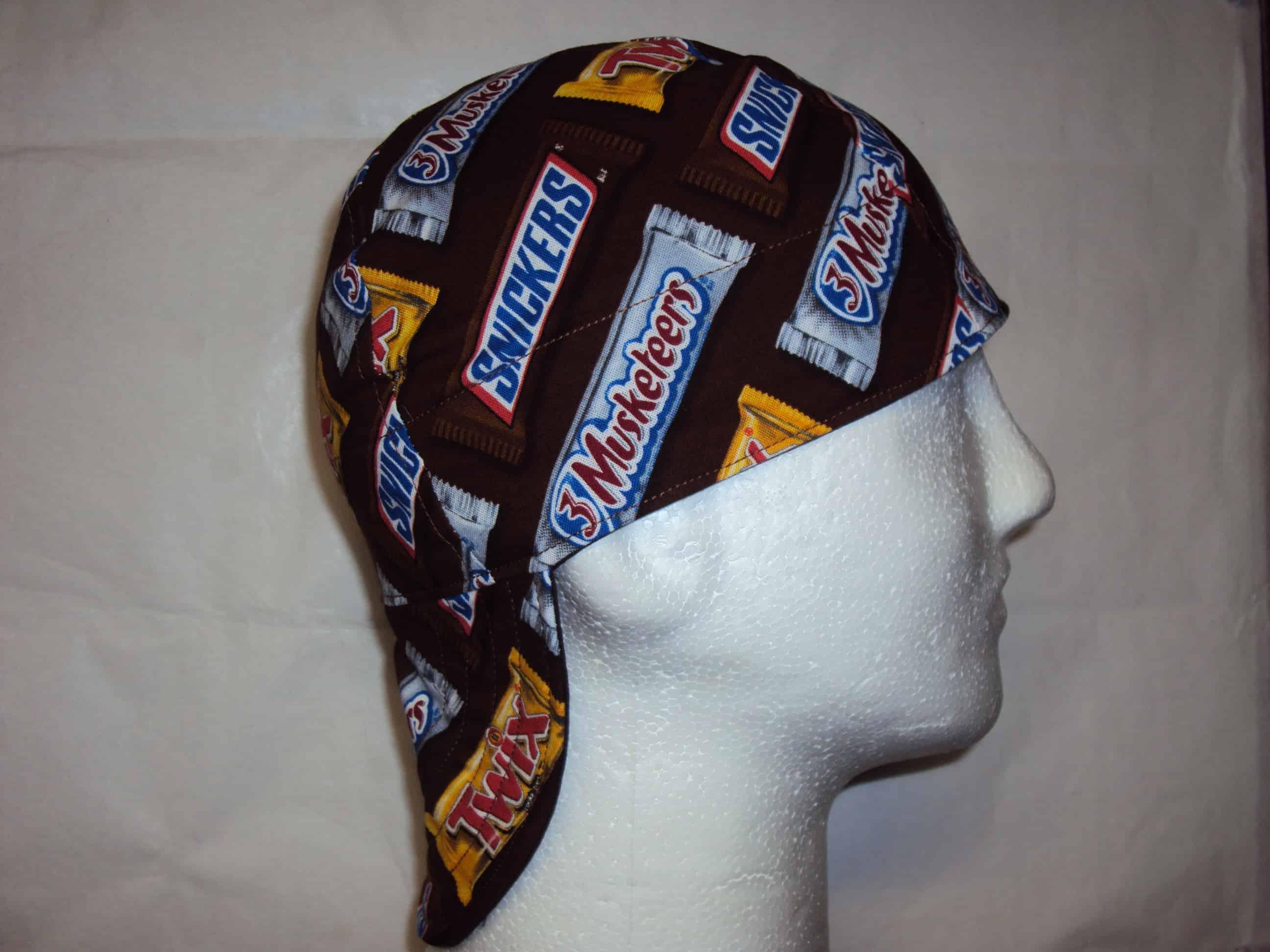 Candy Bar Welders Cap
