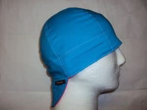 "Neck Spark Guard 13"" Welding Beanie"