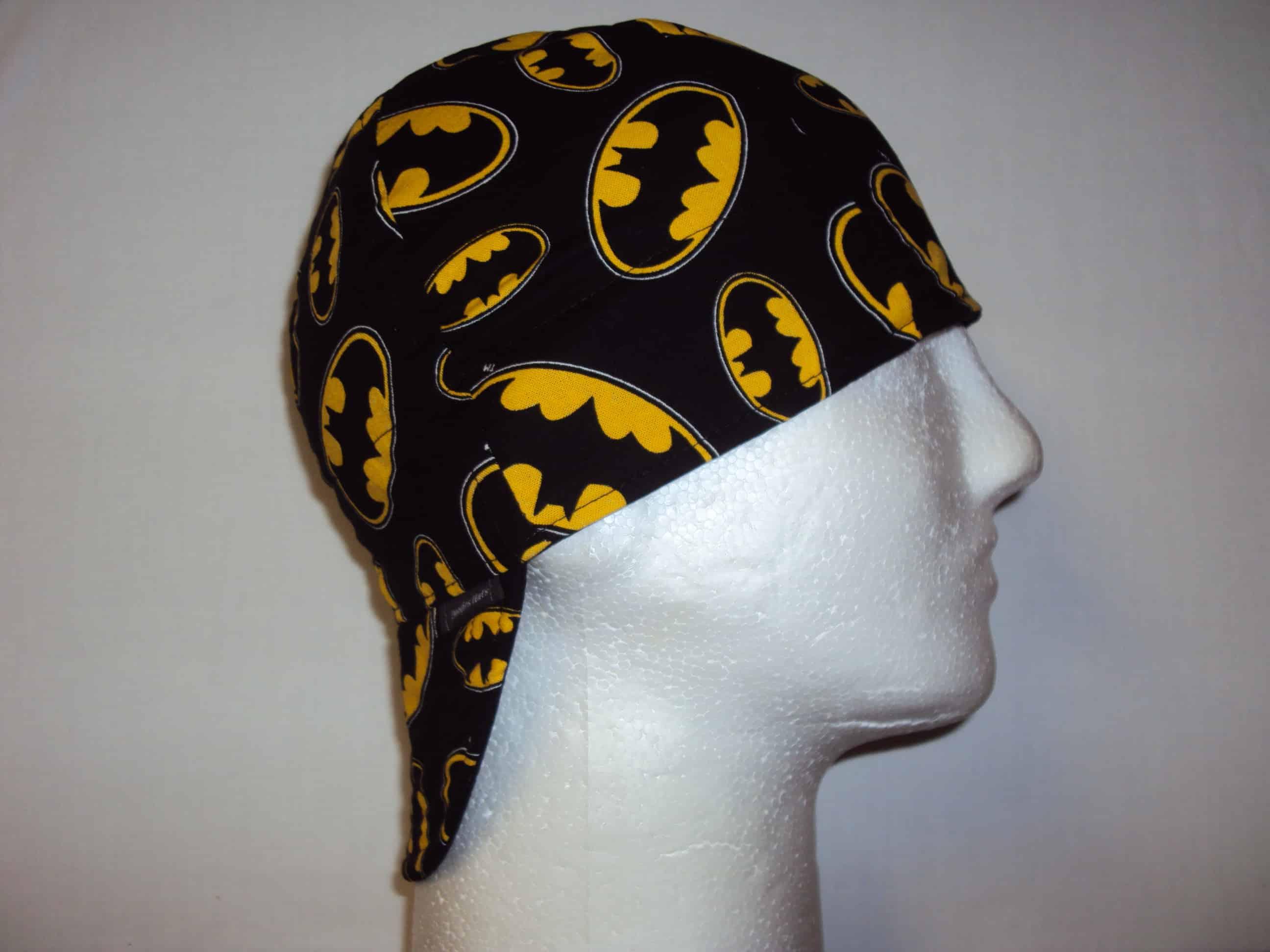 Classic Bat Man Welding Cap