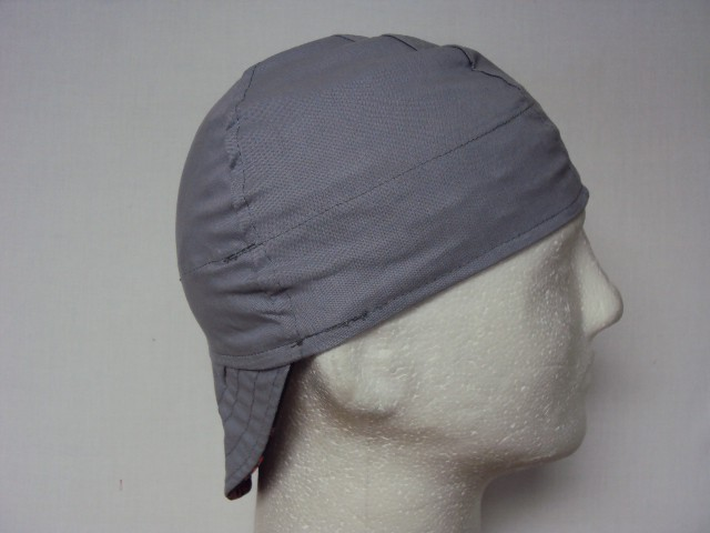 All Grey Welders Beanie