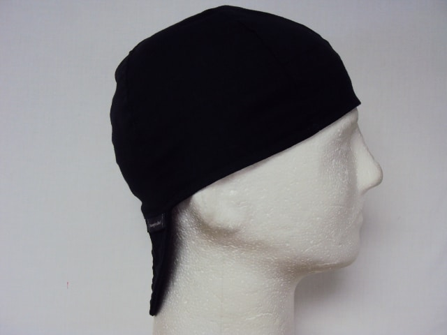All Black Welding Hat