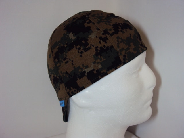 USMC Marpat Woodland Digital Cap