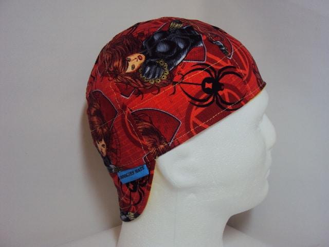 Black Widow Welders Cap