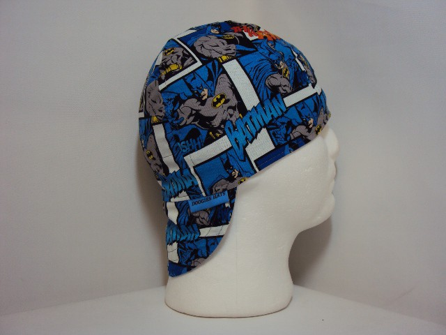 Batman Blocks Welding Cap