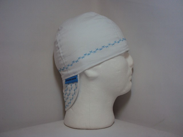 Custom Stitched #60 Welding Hat