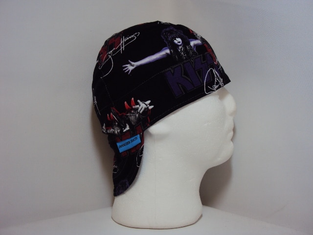 Kiss Gene And Paul Welders Hat