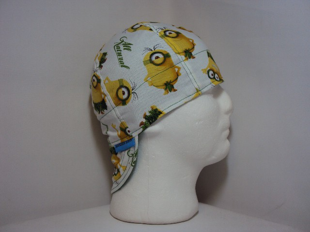 All Natural Minions Welders Cap