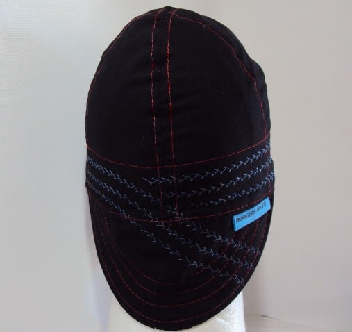 Custom Stitched #22 Welding Hat