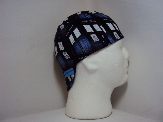 Doctor Who Welders Hat