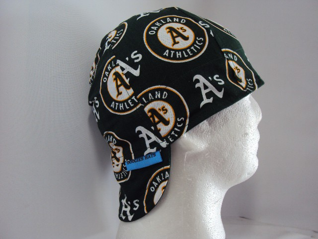 MLB Oakland Athletics Welding Cap