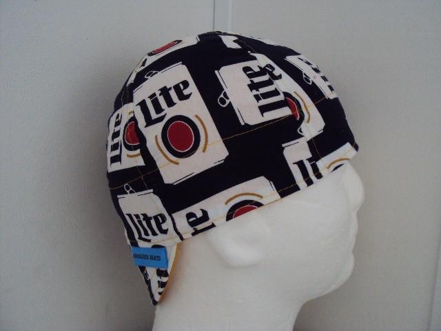 Miller Lite Welding Cap