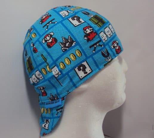 Nintendo Mario Welding Cap