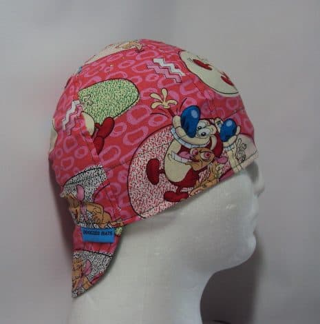 Ren And Stimpy Welding Cap
