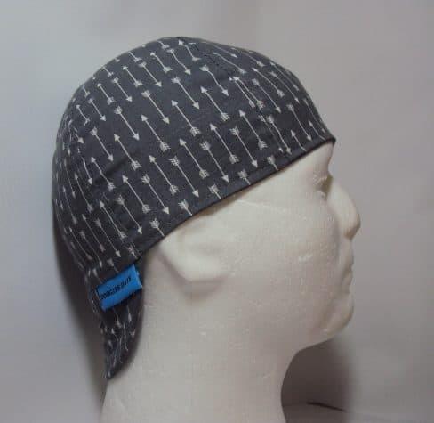 Arrow Grey Welding Cap
