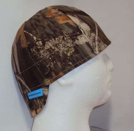 Next Camo Welding Hat