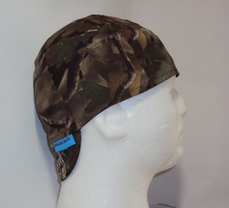 Next Geologic Camo Welding Cap