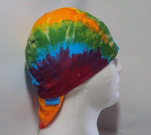 Tie Dye Welders Hat