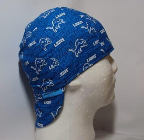 NFL Detroit Lions Welding Hat