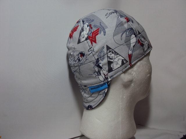 Wonder Woman Welding Hat