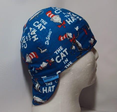The Cat In The Hat Welders Cap