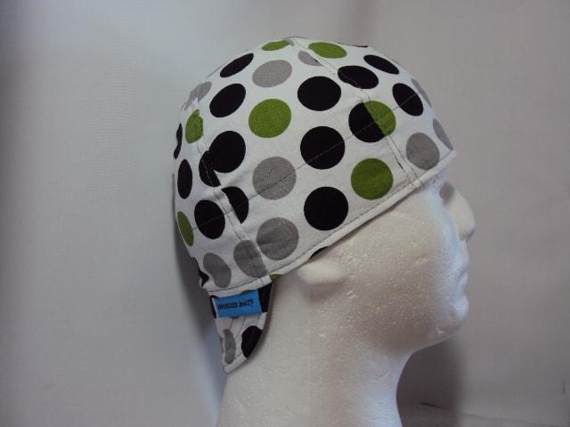 Mixed Big Dot Welding Cap
