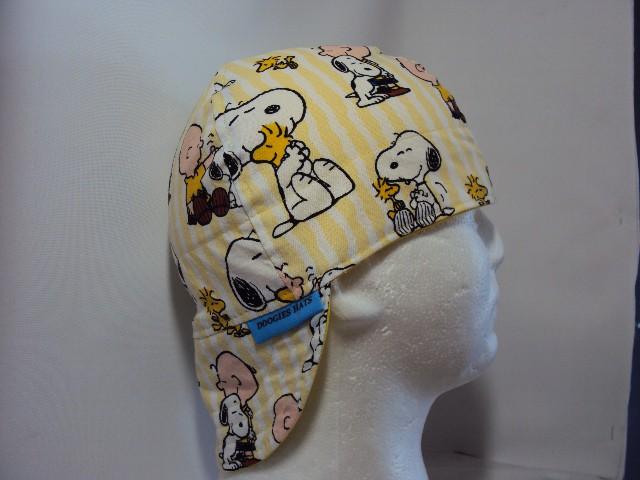 Charlie Brown Welding Cap
