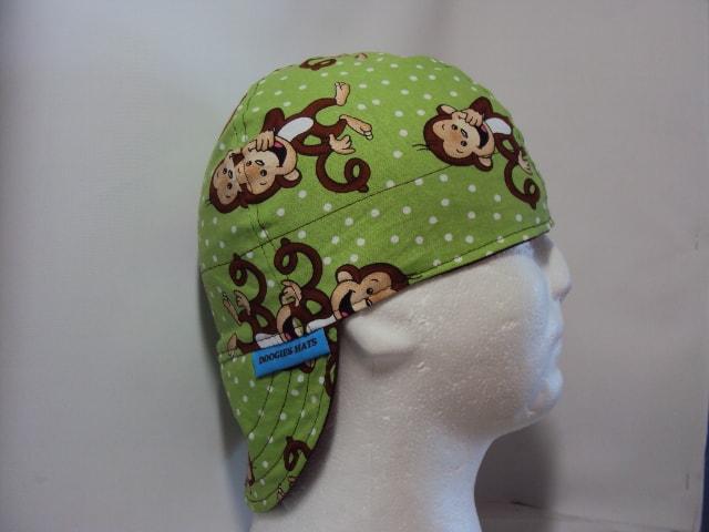 Monkey Welders Hat