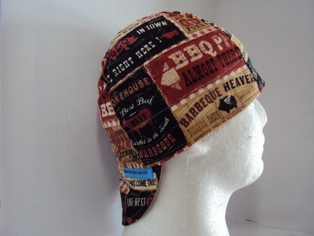 BBQ Welding Cap