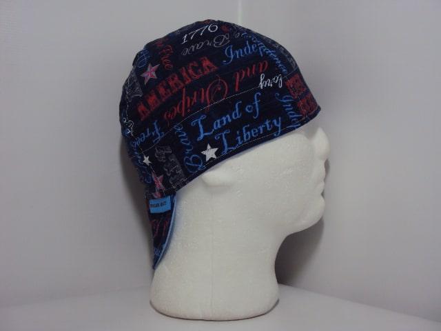 America Welding Hat