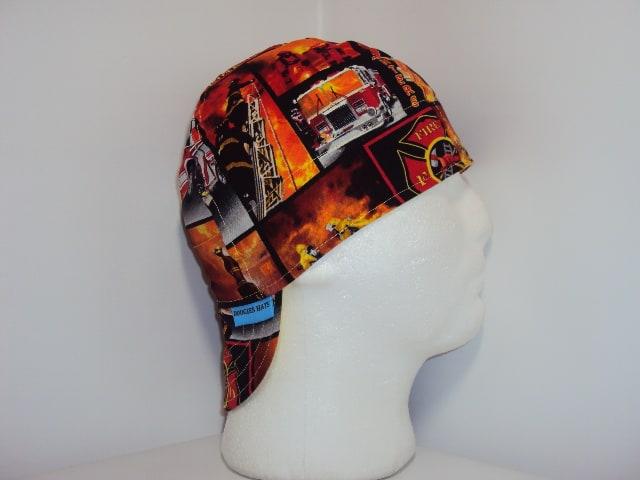 Fireman Welding Cap