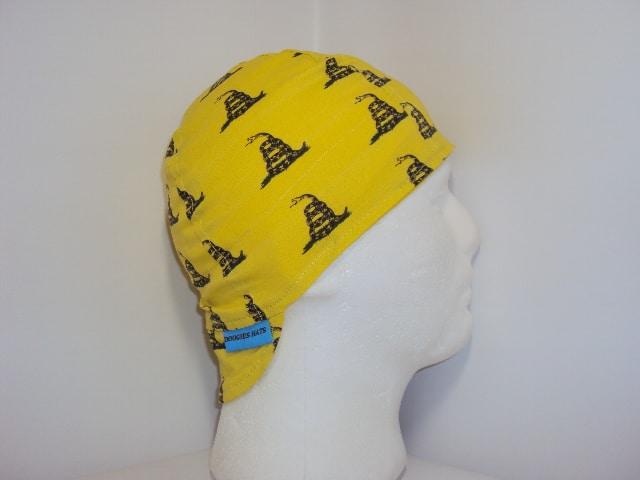 Don t Tread On Me Yellow Welding Cap 47d632dbf7b