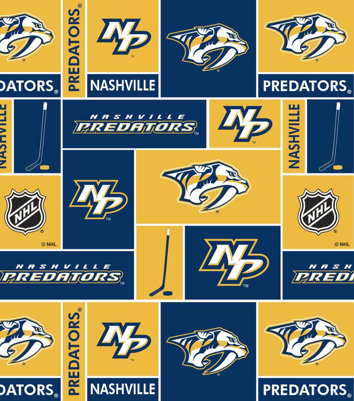 NHL Nashville Predators Welders Cap