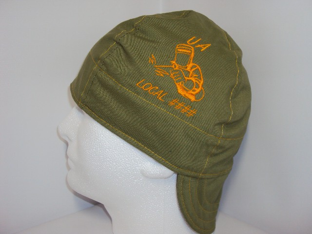 421079c9b6d We are focused on providing high quality six or four panel reversible  Welding Hats