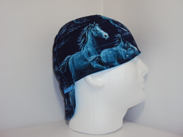 Midnight Mustangs Welders Hats