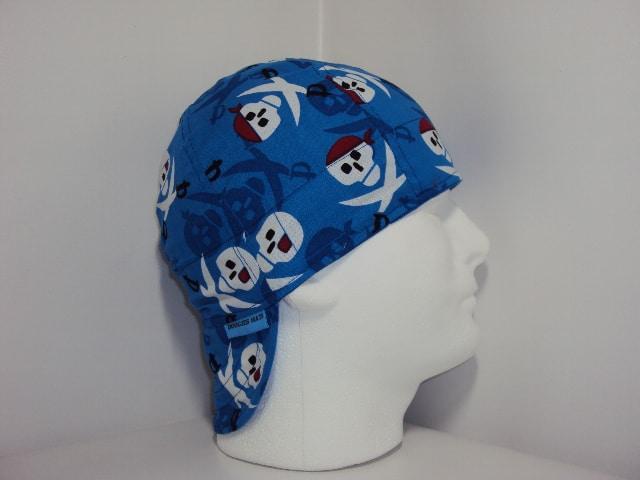 Pirate Welding Cap
