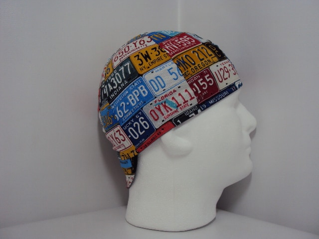 United Plates Of America Welding cap
