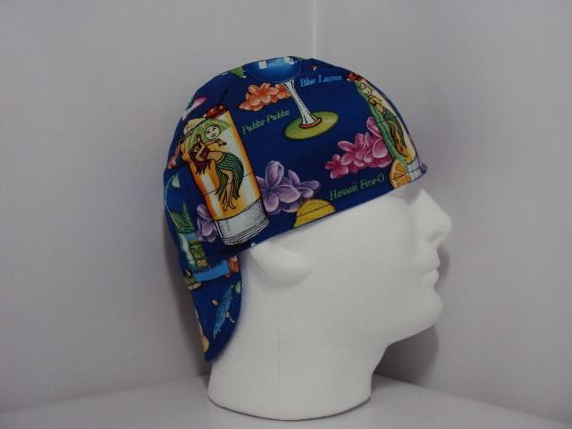 Margarita Welding Caps
