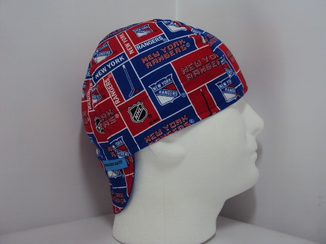 NHL New York Rangers Welders Cap