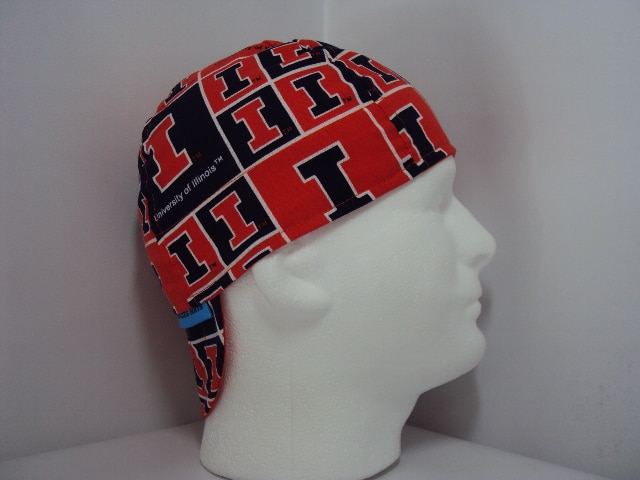 University Of Illinois Welders Cap