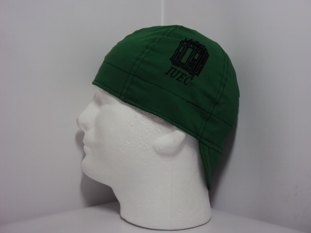 Embroidered IUEC Union Workers Welding Cap